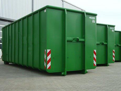 afvalcontainer 30m3