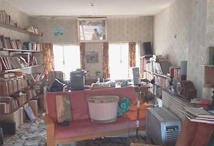 schoonmaak huizen